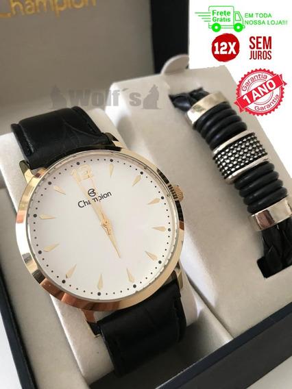 Relógio Feminino Casual Original Com 1 Garantia
