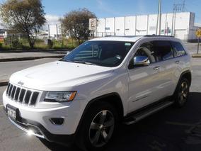 Jeep Grand Cherokee 3.6 Limited 20 Mt Modelo 2016 Blanco