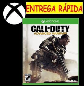 Call Of Duty Advance Warfare Xbox One Midia Digital