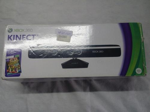 Kinect Xbox Fat  Con Adaptador D Origen +vale 20% Off Regalo
