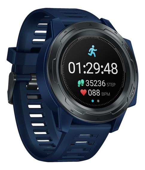 Reloj Inteligente Zeblaze Vibe 5 Pro Ip67 Toque-azul