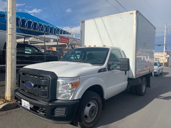 Ford F350 2015 Estandar Gasolina