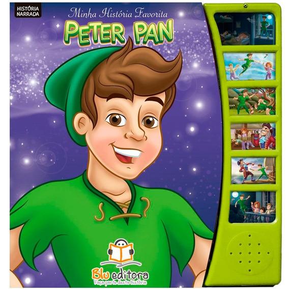 Minha História Favorita: Peter Pan - Blu Editora