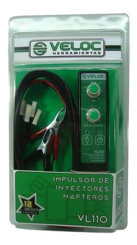 Generador De Pulsos Inyectores Veloc Digital 4sal Dvd Taller