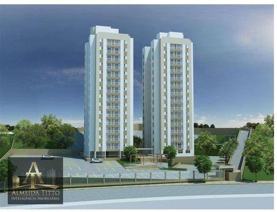 Lindo Apartamento Para Alugar Em Jandira - Condomínio Marselha - Confira! - Ap1917
