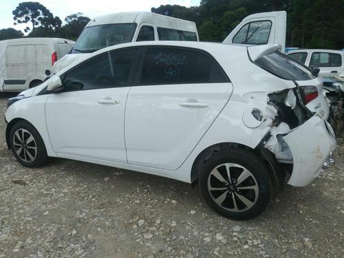 Sucata Hyundai Hb20 Turbo 2019 Para Retirada De Peças