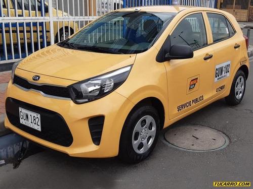 Taxis Otros  Kia Picanto Ion