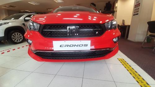 Fiat Cronos 1.8 O 1.3 0km 2021 - Tomo Usado - Gnc Opcional S