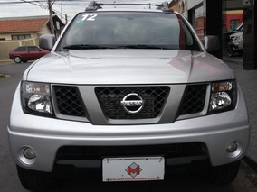 Frontier 2.5 Se Attack 4x4 Cd Turbo Eletronic Die 2011/2012