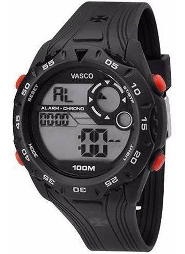 Relógio Masculino Technos Preto Vasco Vas13602a/8p