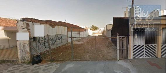 Terreno Centro À Venda, Suzano. - Te0046