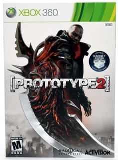 Prototype 2 Xbox 360 Original Usado