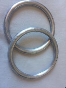 Argola Em Alumínio Sem Emendas Para Sling