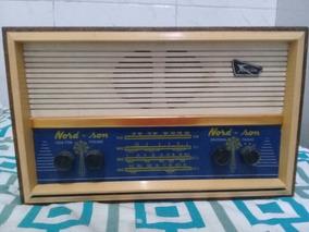 Radio Nordsom Em Bom Estado