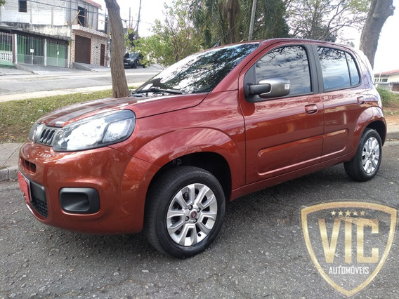 Fiat Uno 1.4 Evolution Flex 5p 2015
