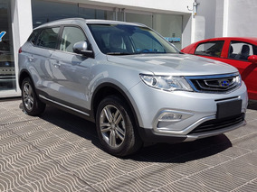Geely Emgrand X7 Gt 2.4 At 4x2