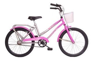 Bicicleta Rodado 20 De Paseo Futura Little Cruiser - Rosario
