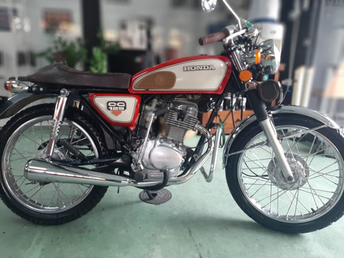 Imagem 1 de 7 de Honda Cg 125 1982
