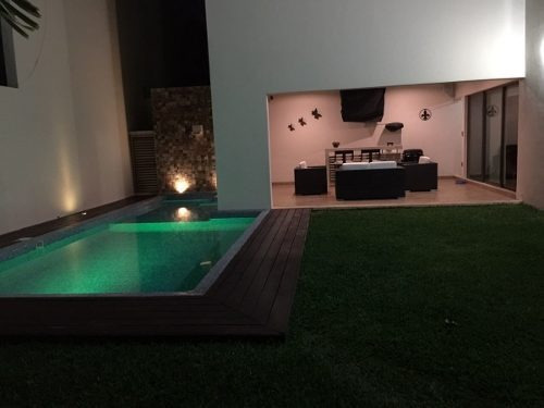 Residencia En Privada En Renta Con Alberca Norte De Merida Dentro Periferico