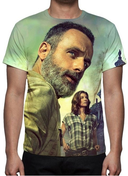 Camiseta The Walking Dead 9ª Temporada - Estampa Total