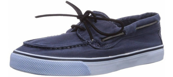 Sperry Top Sider Zapatos Tenis Mujer Sts91582 Betty Washed N