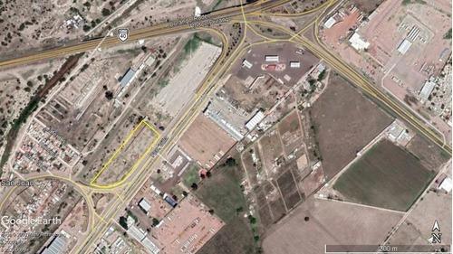 Terreno Venta En Esquina Sobre Blvd Francisco Villa