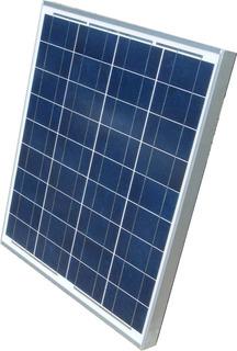 Panel Solar Fotovoltaico 50w 12v Policristalino Energia