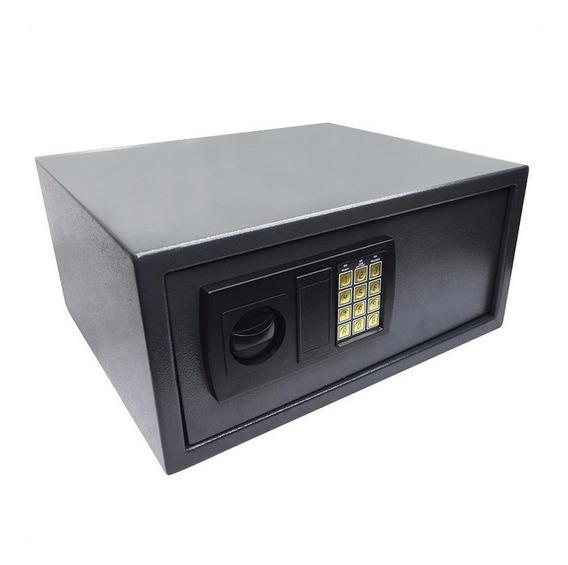 Caja Fuerte Seguridad Notebook Pared Piso Teclado Abulonar