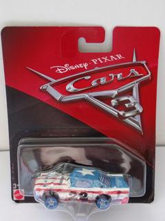 Miniatura Disney Pixar Car Carros 3 Cigalert Original Novo