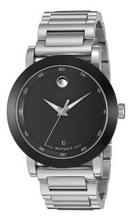 Reloj Movado Mens Museum Sport Certificado Garantía Movado
