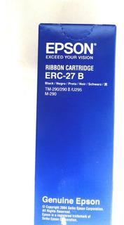 Epson Erc-27b Cinta De Imprecion Pctm-290/m290/tm290/tm295