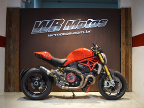 Ducati   Monster 1200s . 2015