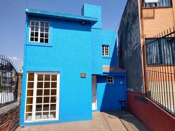 Casa En Renta En Colinas Del Lago, Cuautitlán Izcalli Rdr-3998