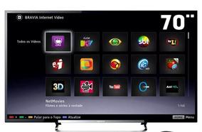 Tv Sony 70 Polegadas Muito Nova
