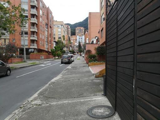 Apartamento En Venta Chapinero Alto 532-3035