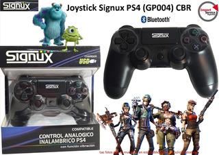 Joystick Signux Ps4 (gp004) Cbr Inalambrico
