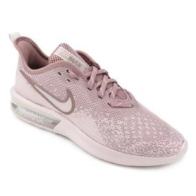 Tenis Nike Feminino Air Max Sequent 4 - Ao4486-600