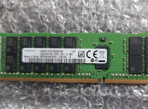 Imagem 1 de 4 de Memória 32gb M393a4k40bb1-crc Ddr4 Rdimm 2400 Mhz Pc4-2400t