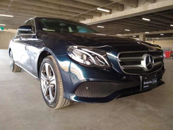 Mercedes-benz Clase E 200 Cgi Avantgarde At 2018