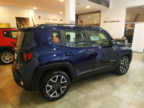 Jeep Renegade Longitud D