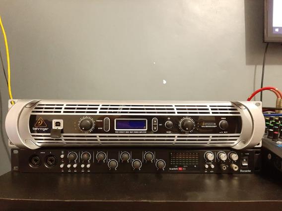 Amplificador Inuke 3000dsp