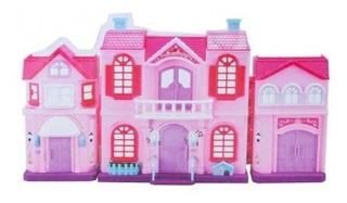 Casa De Juguete - Mi Dulce Hogar -18 Piezas Casa De Tk626
