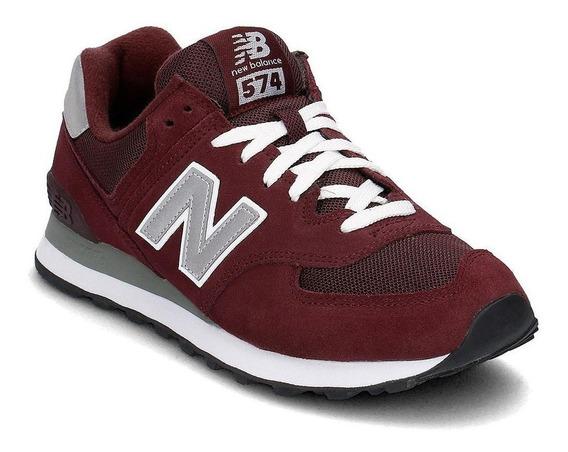 Zapatillas New Balance M574nbu Urbanas Envíos País Gratis