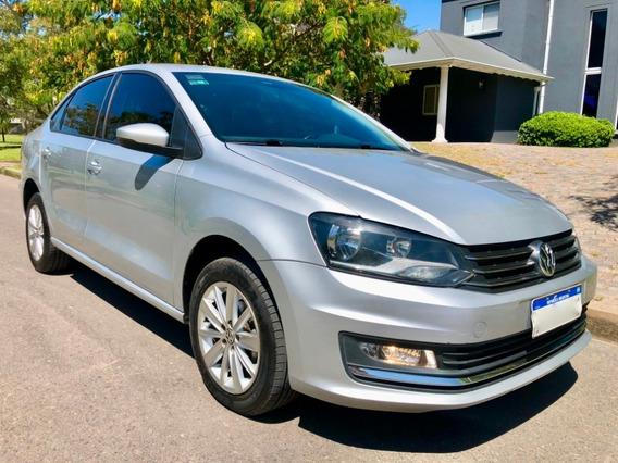 Volkswagen Polo 1.6 Comfortline Caja Tiptronic - Año 2016