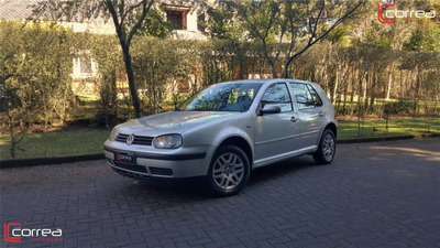 Volkswagen Golf 1.6 Mi Black & Silver 8v Gasolina 4p Manual