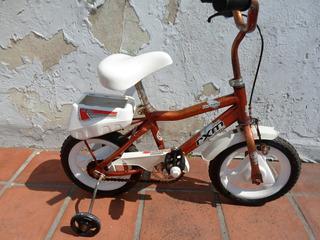 Sucata Bicicleta Rodaly Rodado 12 Permuto Ps3/ps4 Usada