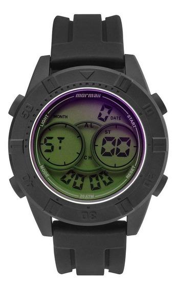 Relógio Masculino Mormaii Action Mo1608a/8p Preto