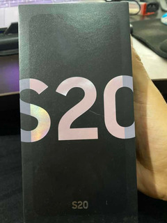 Samsung Galaxy S20 128gb Dual Sim 8gb Ram Msi