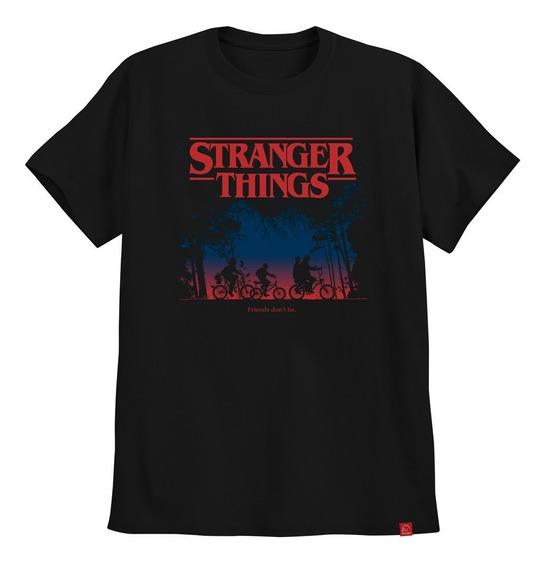 Camiseta Stranger Things Friends Don