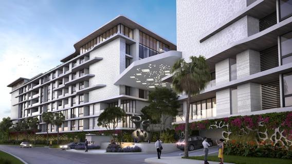 Lujosos Penthouse De 4 Habitaciones En Allure, Puerto Cancún